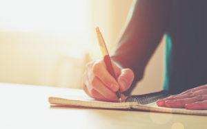 通信大学のレポート作成方法 パソコンで下書きしてレポート用紙に清書