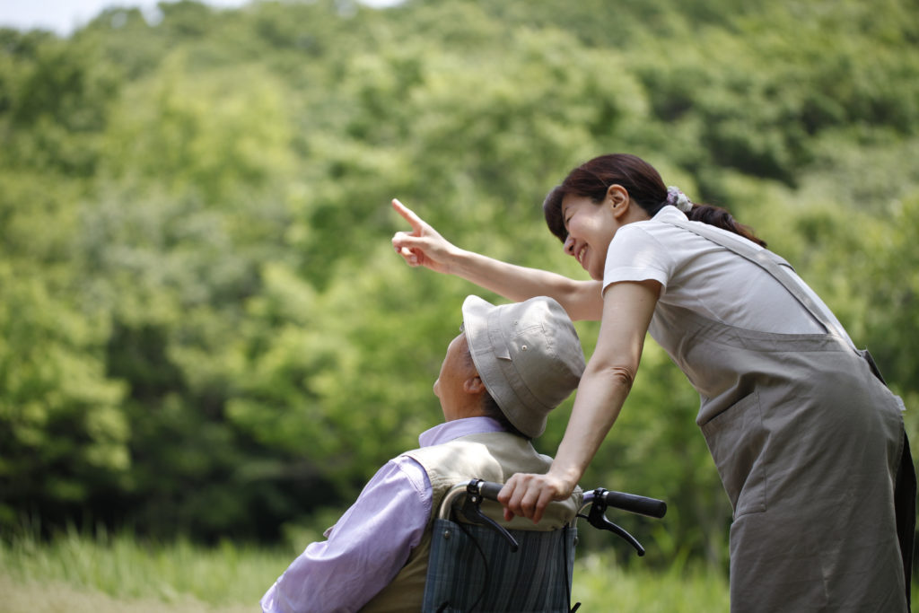 介護実習体験記(社会福祉施設編)お年寄りの手伝いを体験