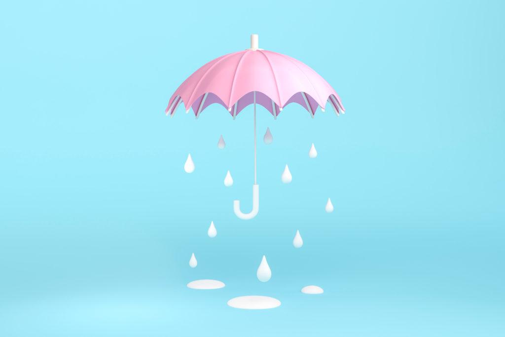大雨洪水警報が出ると学校は休校 先生は通常通り出勤